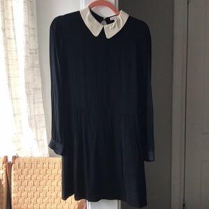 Aritzia dress open back